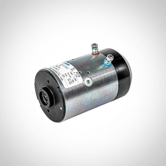 Brush DC Motor Wound Field Hydraulic Pumps